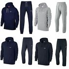 Hooded Mens New Full Tracksuit Joggers And Hoodie Nike S XL