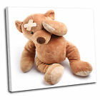 Teddy Nursery Canvas Children Wall Art Print Framed Picture 7 PREMIUM