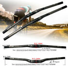 Carbon Fiber MTB Folding Bike Road Cycling 31.8mm Handlebars Riser Bar 600-760mm