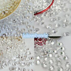 Clear Acrylic Diamond Confetti Wedding Party Table Scatter Decoration 4.5mm-10mm