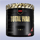 REDCON1 TOTAL WAR (30 SERVINGS) pre-workout powder pump energy focus red con one