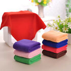 Mixed Color Microfiber Car Cleaning Towel Kitchen Washing Polish Set