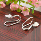 Fashion Silver/Gold Star Cartilage Ear Cuff Earrings Wrap Clip On Jewelry sed
