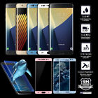 Full Cover Tempered Glass Screen Protector For Galaxy s7 Edge S6 Edge + NOTE 7