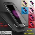Original Ultra Slim 360 Full Body Protector Case For iPhone For Galaxy Models