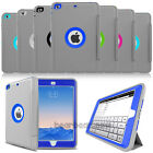 Kids ShockProof Stand Case Smart Cover For iPad 2 3 4 iPad Mini 1 2 3 4