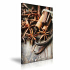 FOOD & DRINK Spice Pepper Canvas Framed Printed Wall Art 45 ~ More Size