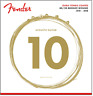More images of Fender Dura-Tone-� Coated 80 / 20 880XL Acoustic Guitar Strings (.010 -.048)