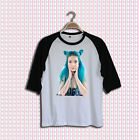 halsey 94 the chainsmokers closer duet daya roses unisex adult raglan shirt tour