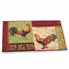 Rooster Leaf Rug, by Collections Etc