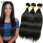 Lolly 7A 100% Unprocessed Virgin Indian Straight Hair Extension Human Weave Weft