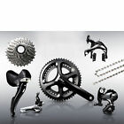 Shimano 105 5800 11 Speed Groupset - Black - 53/39 - Cycling Components