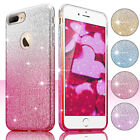 Bling Glitter Cute Hard Shockproof Slim Case Cover For Apple iPhone 7 & 7 Plus