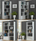 "BMF ""PACO"" EXTENDABLE BOOKSHELF SYSTEM IN 5 COLOURS - UNIQUE GEOMETRIC DESIGN"