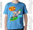 PHINEAS AND FERB ORNITORINCO PERRY T-SHIRT CARTON T SHIRT VIDEOGIOCO