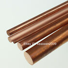 T2 Copper Round Rod Pure D5-80mm Any Length Solid Lathe Bar Cutting Tool Metal