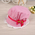 Babies Infant Cute Lace Ruffles Bowtie Soft Comfortable Heawear Casual Hat