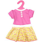 18'' American Girl Doll Clothes 2 Colors Princess Dress Fashion Toys Accessories
