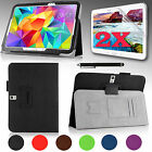 New PU Leather Case Stand Cover For Samsung Galaxy Tab S 10.5 + Gift Accessories