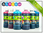 Rihac 500ml refill inks for Epson 81 & 82n printers, suits Artisan 825 1430 725