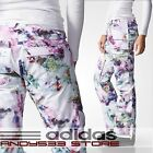 $240 Adidas Originals Women Insulated Pants Waterproof Winter Snow Warm Ski XS S