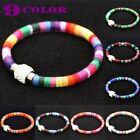 Fashion Cotton Rope Buckle Wristband Trim Magnetic National Wind Woven Bracelet