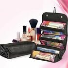 Travel Cosmetic Bag Makeup Case Pouch Wall Hanging Toiletry Storage Organizer