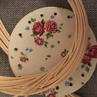 Do It Yourself Round Basketry Kit | Various Patterns | DIY Basket for Beginners