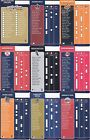 RARE 2002 MLB Showdown American League Baseball Teams Team Checklist Cards