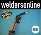 UNI-MIG SB15 Welding Torch Euro 3,4 & 5 Mar  FREE MAGNETIC STAND  FREE DELIVERY