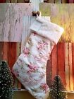 NEW 2016 OFFICIAL Simply Shabby Chic Christmas Stocking