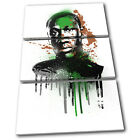 Stormzy Grunge Urban Graffiti Musical TREBLE CANVAS WALL ART Picture Print