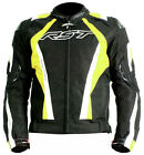 RST 16 CPX-C Sport Waterproof Motorcycle Textile Jacket Black Yellow