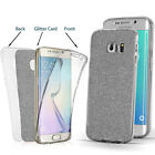 For Samsung Galaxy S6 S7 S8 S8+ J3 A3 A5 360 Silicone Protective Gel Case Cover <br/> Galaxy Case S6,S6Edge,S7,S7Edge,S8,S8Plus,J3,A5,A3,J5
