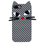 For Apple iPhone 6s 7 7 Plus 3D Cute Cartoon Silicone Rubber Soft Case Cover