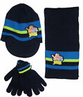 MOSHI MONSTERS KIDS HAT, GLOVES AND SCARF SET - ES