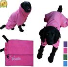 Super Absorbent Microfibre Dog Robe. - QC Rejects. Up to 75% off RRP!!