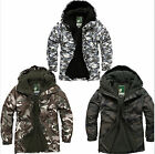 Southplay Mens Waterproof Ski-Snowboard 10,000mm Camo Militarylook Jackets