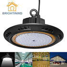 UFO Led High Bay Lighting 100W 150W 200W Waterproof 85-265V gym light