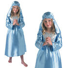 Rubies Childrens Mary Christmas School Nativity Play Fancy Dress Costume Outfit