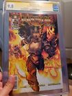 CGC SIGNATURE SERIES WITCHBLADE 91, 9.8 SIGNED 2x Terry and Rachel Dodson