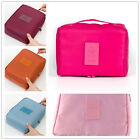 Travel Cosmetic Bag Makeup Toiletry Case Wash Organizer Storage Hanging Pouch