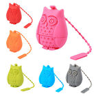 Durable Filter Tea Infuser Strainer Cartoon Gifts Novelty Silicone For Kitchen
