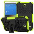 Stand Shockproof Rubber Hybrid Cover Case For Samsung GALAXY Tab A 7.0 T280 T285