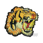 19*21cm Fierced Tiger Embroidered Patches Sewing Iron on Patches Applique
