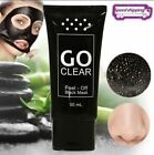 Deep Cleansing Black MASK purify peel-off facial acne Blackhead Tube Masks!