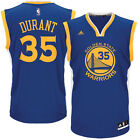 NBA Golden State Warriors Kevin Durant #35 Men`s Jersey -Blue on eBay