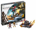 MEGA BLOKS ASSASSINS CREED NAVAL CANNON #CNG11 214 PIECES NEW IN BOX