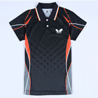 Free shipping Man's Tops Outdoor sports Badminton/tennis T Shirts (4 Color)