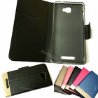 Luxury Ultra Thin PU Leather + TPU Case Cover For Vivax Smart Fly V550